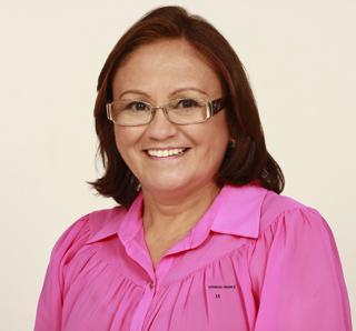 Candidata Margareth Bringel
