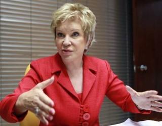 Ministra Marta Suplicy