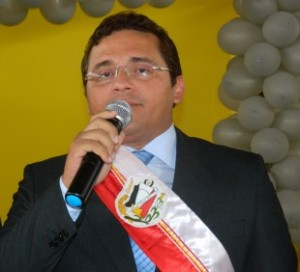 Prefeito de Afonso Cunha, José Leane de Pinho Borges