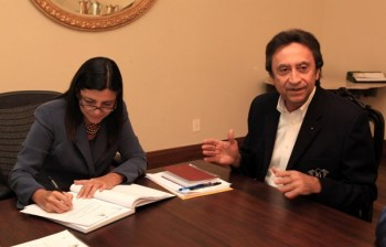 Roseana Sarney e Ricardo Murad