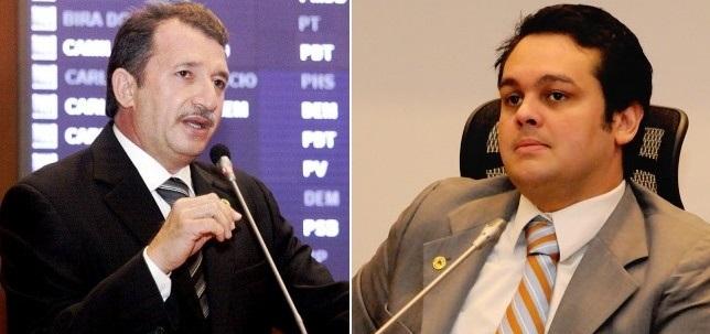 Deputado Magno Bacelar deve mesmo apoiar Carlos Filho em 2014