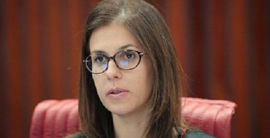 Ministra Luciana Lóssio