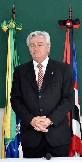 Presidente da AL do MA, Arnaldo Melo