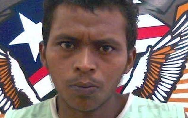 """Adailson da Silva Alves, """"Dadá"""" ou """"Anajatuba"""": entrou no sistema em dezembro de 2012 e responde por homicídio"""