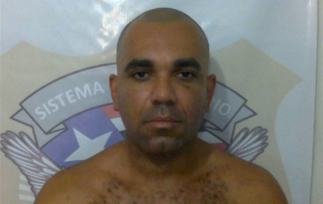 """Eduardo Domingos, """"Negão"""" ou """"Dudu"""", 36 anos: entrou no sistema em julho de 2013 e responde por furto e porte ilegal de armas"""