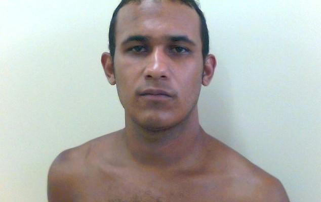 Júnio Teodoro de Oliveira, 23 anos: entrou no sistema em fevereiro de 2013 e reponde por formação de quadrilha e tentativa de homicídio