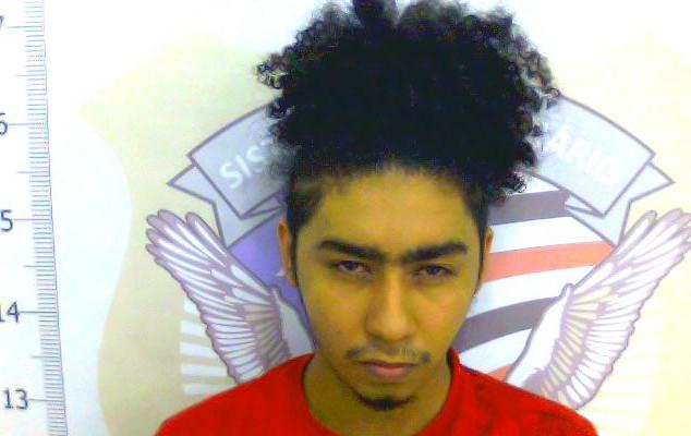 Manuel de Oliveira, 22 anos: entrou no sistema em outubro de 2012 e responde por homicídio