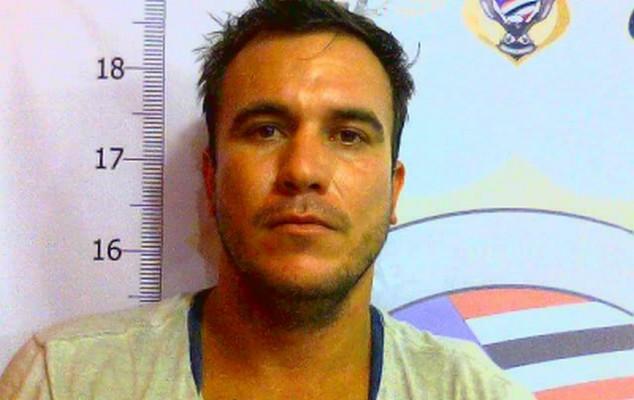 Robson Müller, 30 anos: entrou no sistema em julho de 2013 e reponde por roubo e formação de quadrilha