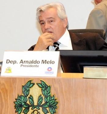 Deputado Arnaldo Melo