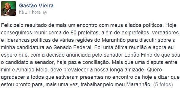Gastão Vieira 2