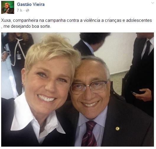 Gastão Vieira