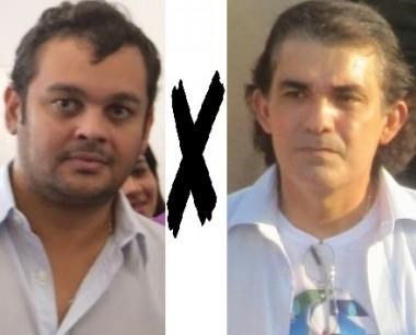 Deputado Carlos Filho e prefeito Soliney Silva