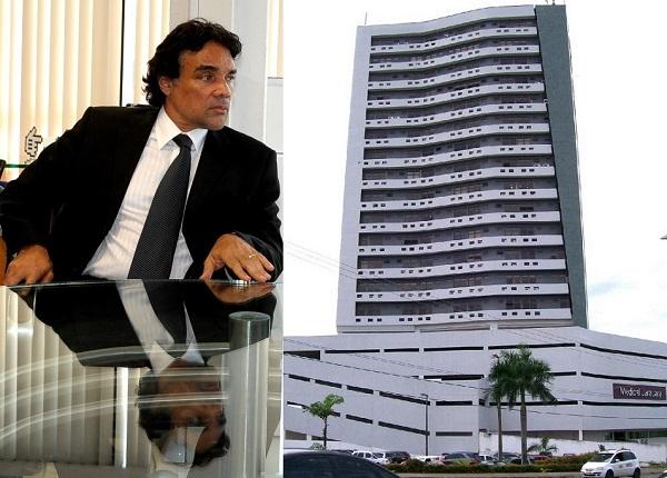 Edinho Lobão e seu Edifício Medical Jaracaty