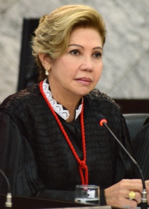Desembargadora Cleonice Silva Freire