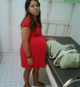 Paciente Nicilene Saraiva de Almeida