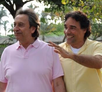 Ricardo Murad e Edinho Lobão