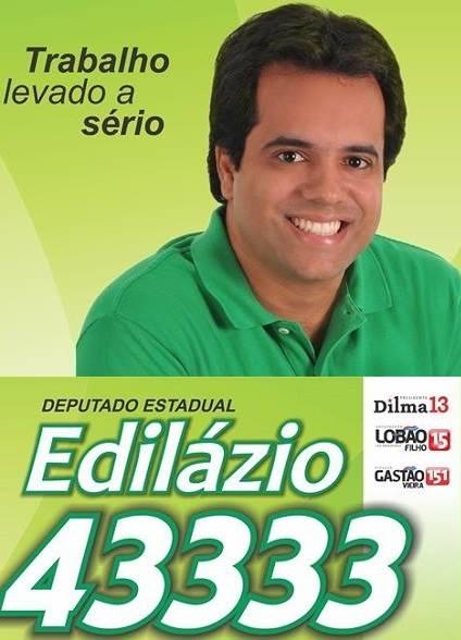Deputado Estadual Edilázio - 43333
