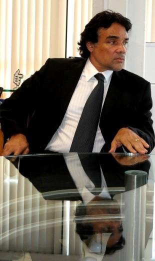 Candidato Edinho Lobão