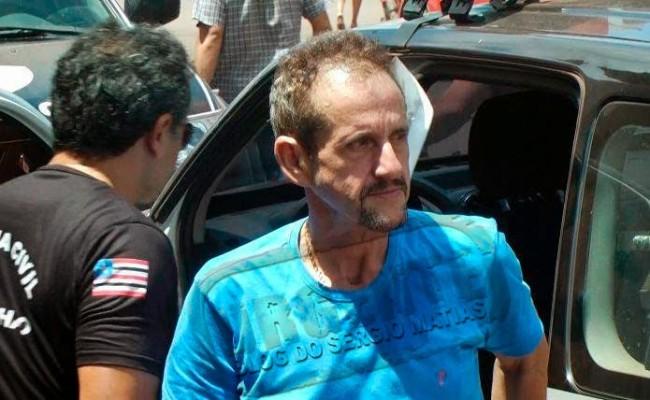 Empresário Jodeildo Vieira Lins, filho do deputado federal Zé Vieira